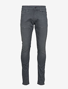 Revend Super Slim - skinny jeans - antic chert grey destroyed