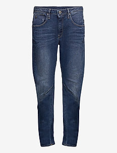 arc 3d lw byfr - boyfriend jeans - medium aged