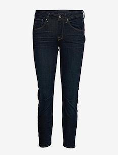 Arc 3D Mid Skinny Wmn - skinny jeans - dk aged