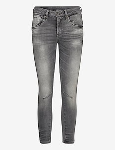 Arc 3D Mid Skinny Wmn - skinny jeans - vintage basalt