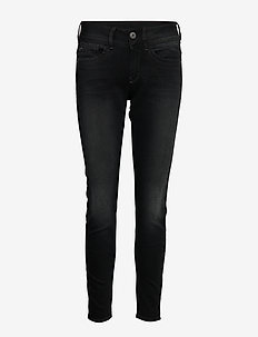 Lynn Mid Skinny Wmn NEW - skinny jeans - dusty grey