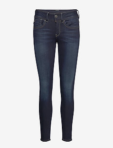 Lynn Mid Skinny Wmn NEW - skinny jeans - faded blue
