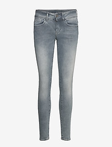 Lynn Mid Skinny Wmn NEW - skinny jeans - faded industrial grey