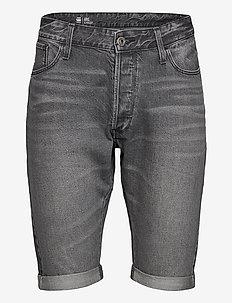 Arc 3D short - denim shorts - sun faded black stone