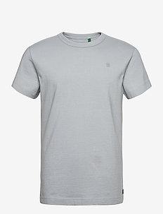 Stem r t s\s - basic t-shirts - correct grey