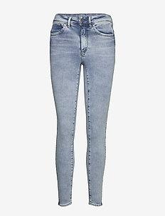 Lhana High Super Skinny Wmn - skinny jeans - sun faded iceberg
