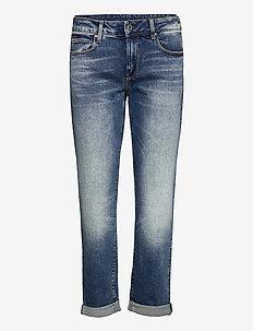 Kate Boyfriend Wmn - boyfriend jeans - vintage azure