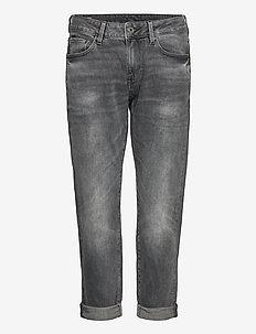 Kate Boyfriend Wmn - dżinsy chłopaka - vintage basalt