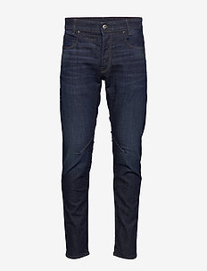 D-Staq 5-pkt Slim C - slim jeans - worn in deep forest