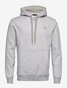 Premium core hdd sw l\s - sweats basiques - lt grey htr