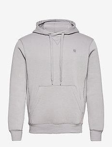 Premium core hdd sw l\s - hoodies - steel grey