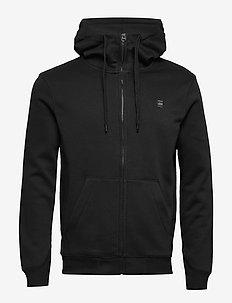 Premium core hdd zip sw l\s - dk black