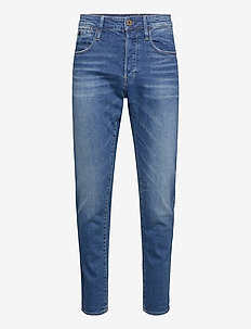 Loic relaxed tapered - regular jeans - antic faded oregon blue