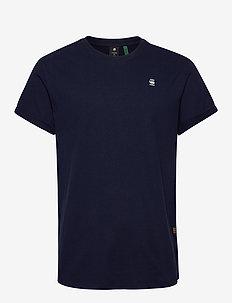 Lash r t s\s - basic t-shirts - sartho blue