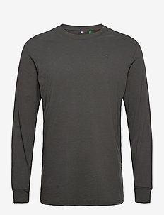 Lash r t l\s - basic t-shirts - raven