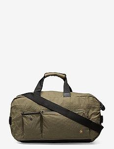 Dast duffle bag - viikonloppulaukut - bronze green