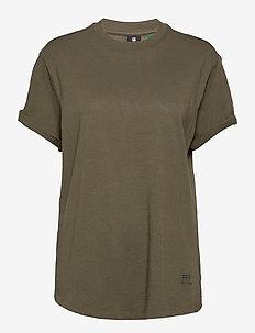 Lash fem loose r t wmn s\s - t-shirts - combat