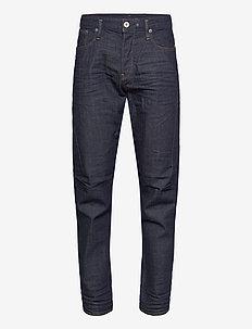Scutar 3D Slim Tapered - regular jeans - 3d raw denim