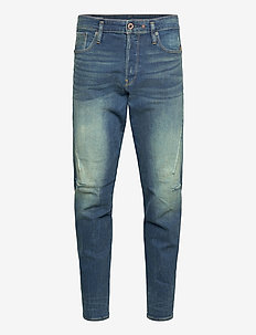Scutar 3D Slim Tapered - regular jeans - antic faded baum blue