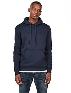 Premium core hdd sw l\s - basic sweatshirts - sartho blue