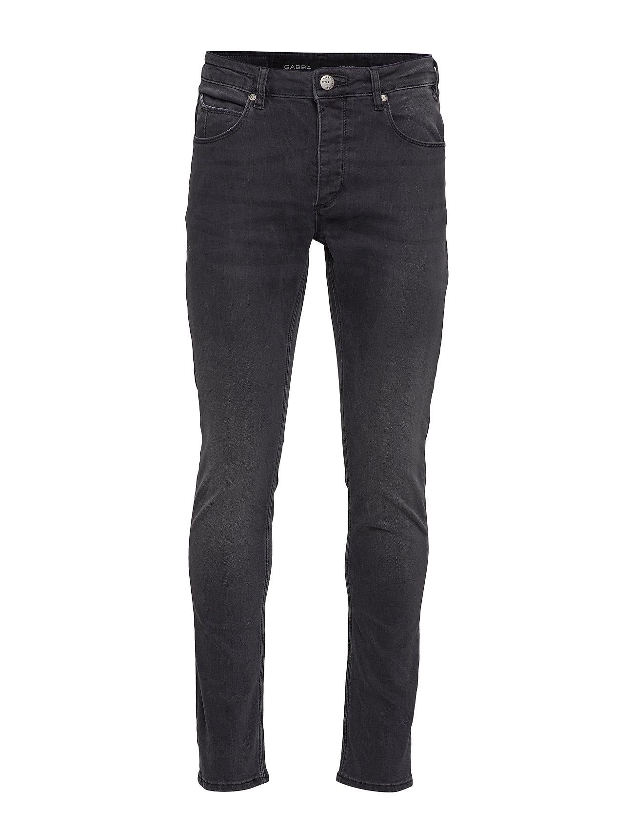 Image of Rey Thor Jeans Slim Jeans Sort Gabba (3292990539)
