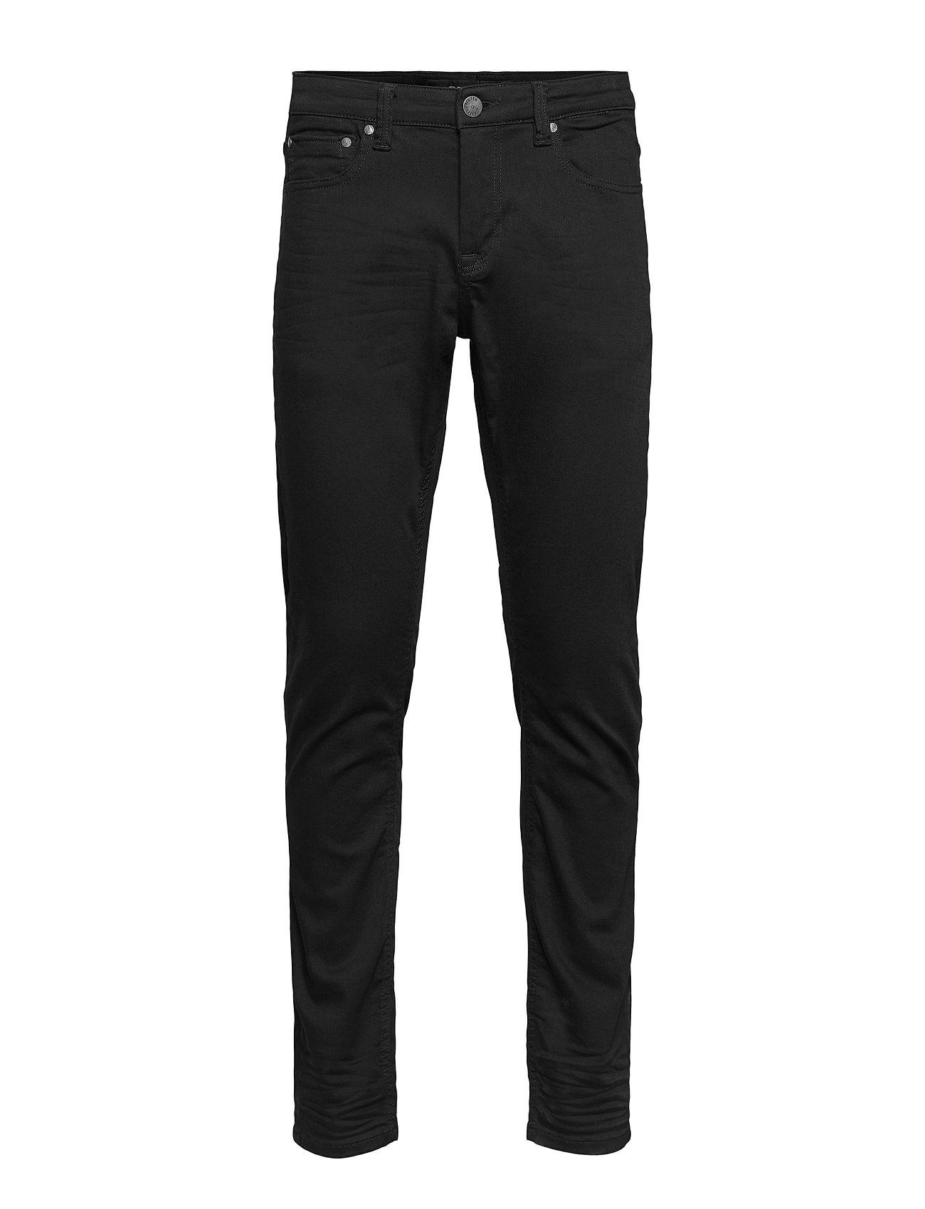 Image of J S K1911 Black Jeans Slim Jeans Sort Gabba (3484278349)