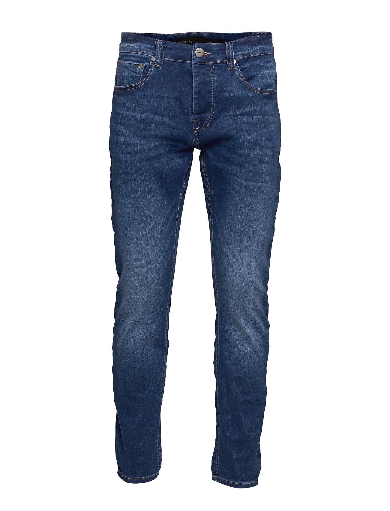 Image of J S K2213 Bright Slim Jeans Blå Gabba (3452203405)