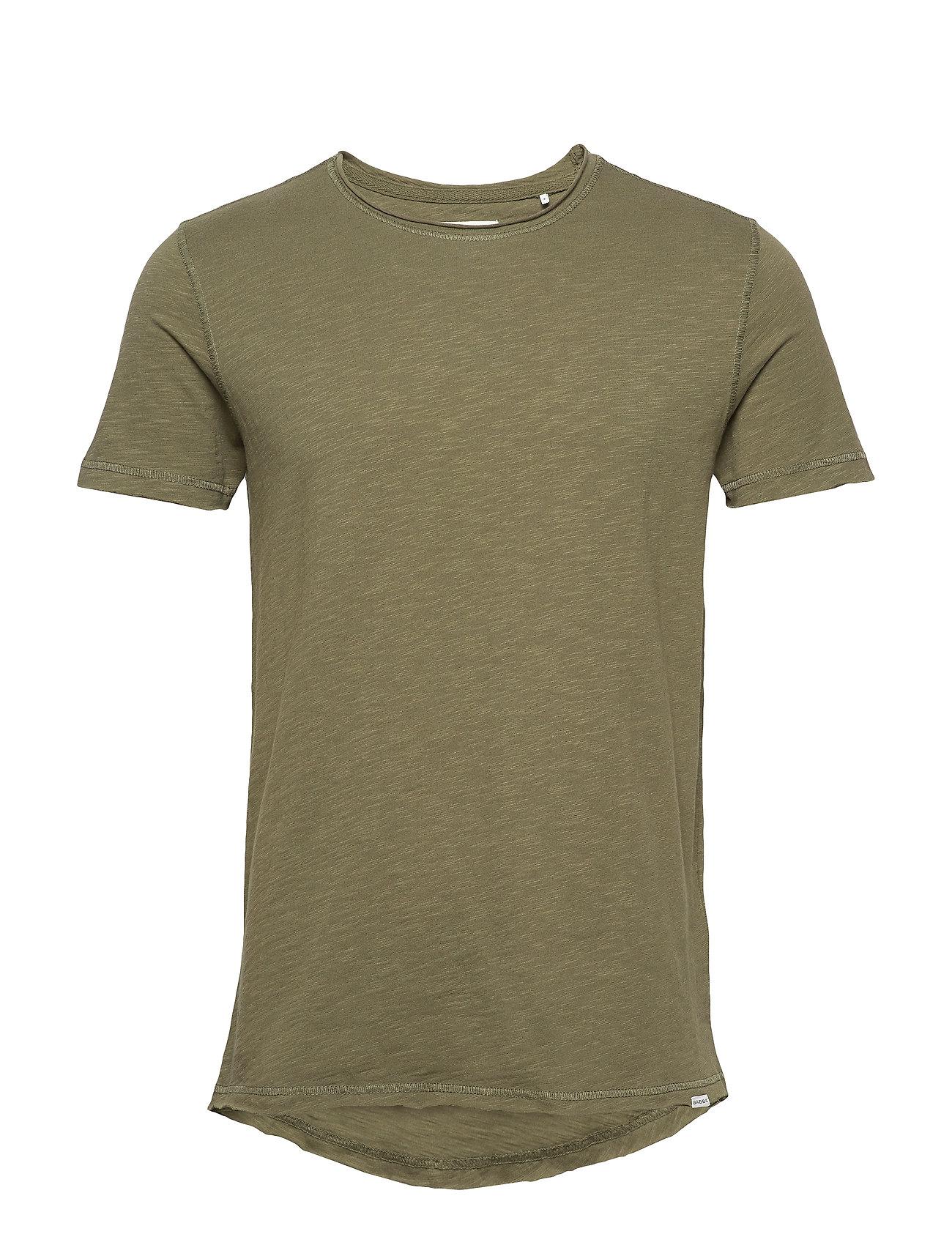 Image of Konrad Slub S/S Tee T-shirt Grøn Gabba (3309710587)