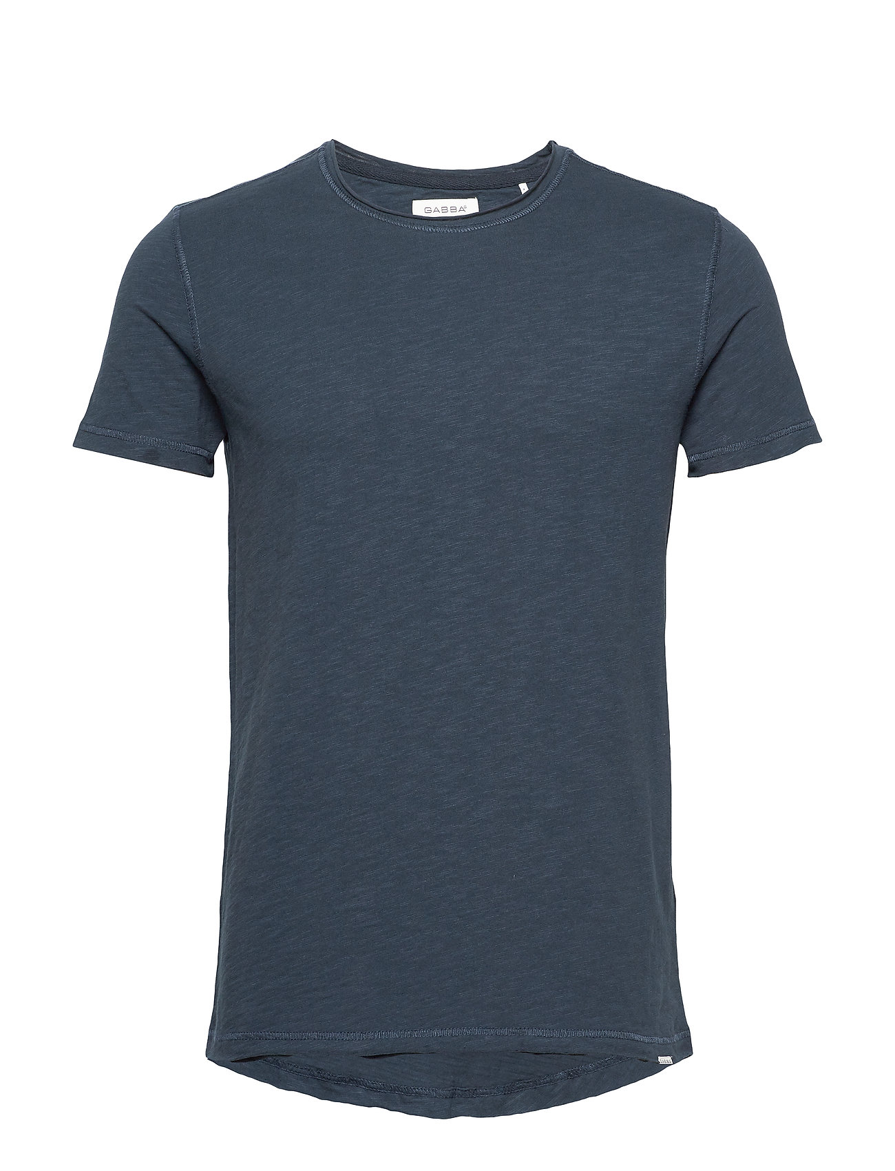 Image of Konrad Slub S/S Tee T-shirt Blå Gabba (3309077219)