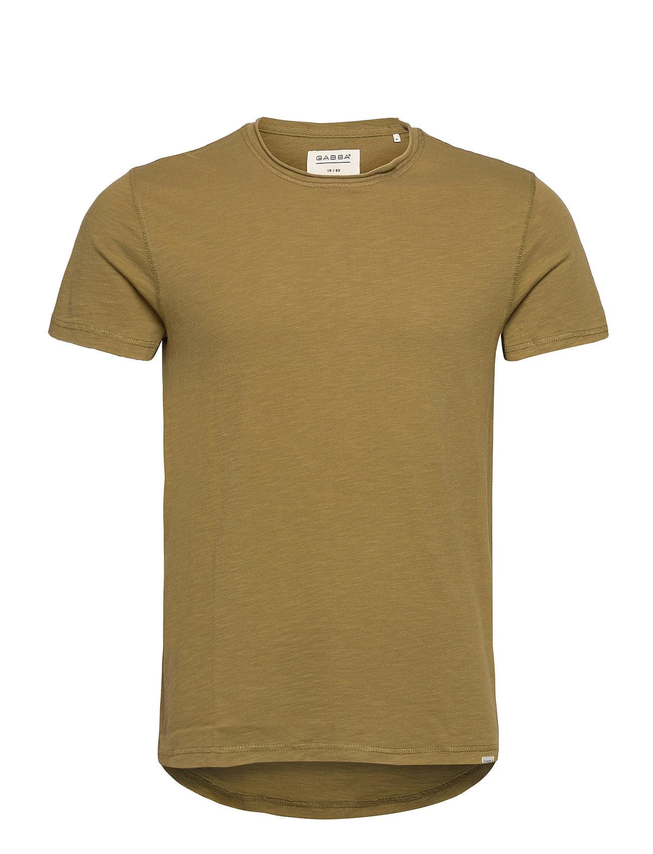 Image of Konrad Slub S/S Tee T-shirt Grøn Gabba (3552280413)