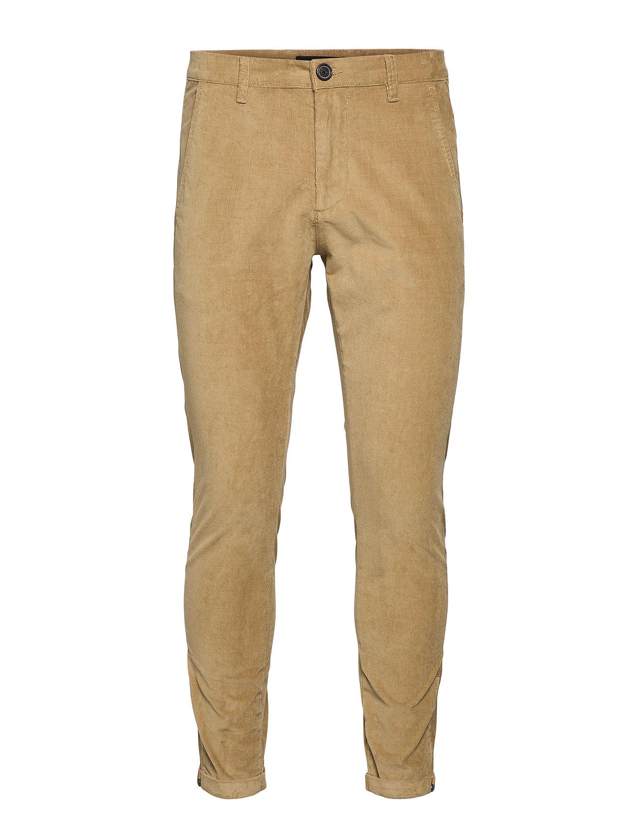 Image of Pisa Cord Pants Chinos Bukser Beige Gabba (3484278361)
