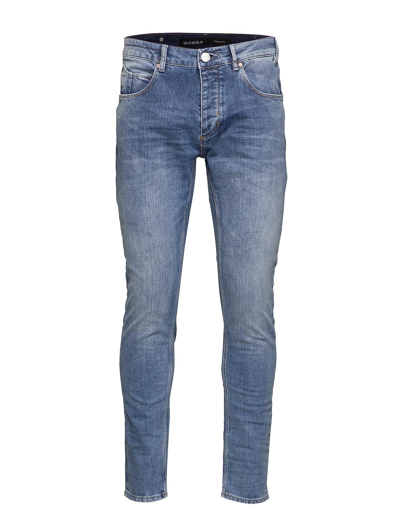 Image of Rey K3145 Slim Jeans Blå Gabba (3558837693)