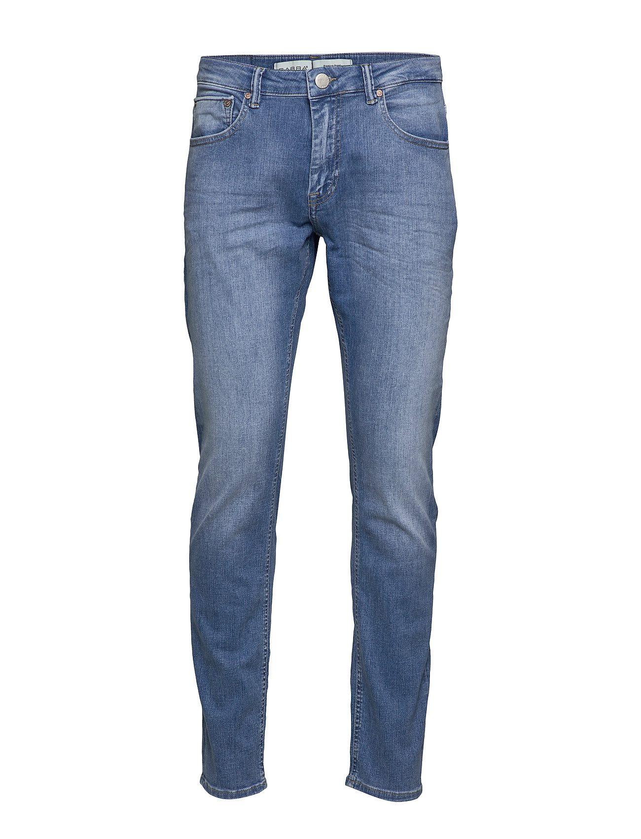Image of J S K2615 Lt. Slim Jeans Blå Gabba (3292990547)