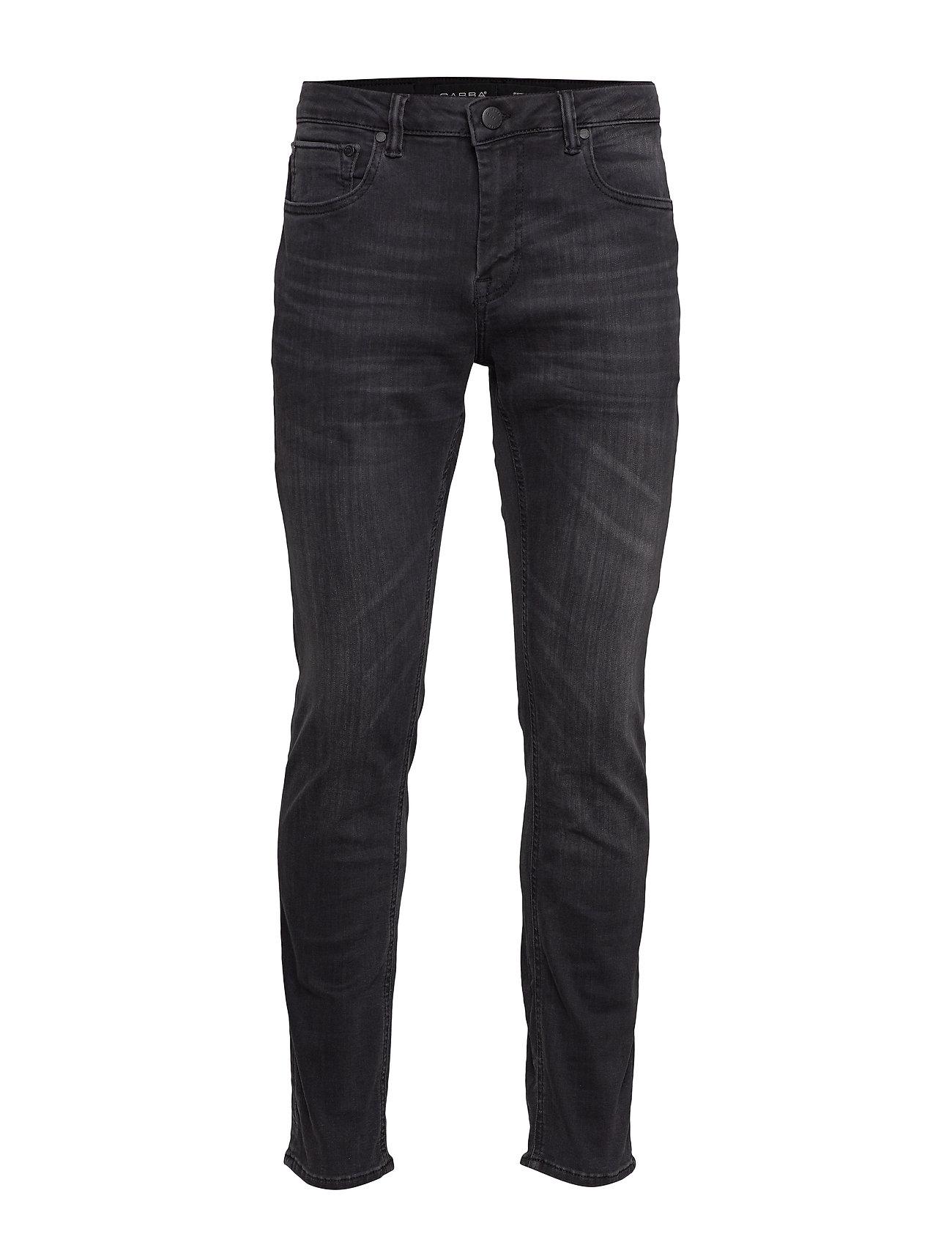 Image of J S K3459 Jeans Slim Jeans Sort Gabba (3292990555)