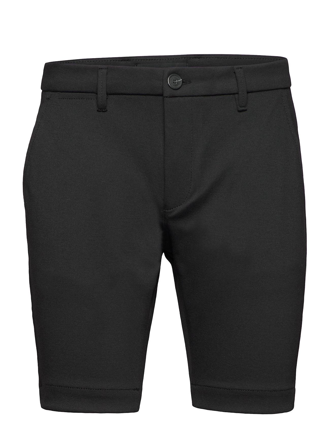 Image of Jason Chino Jersey Shorts Shorts Casual Sort Gabba (3562605951)