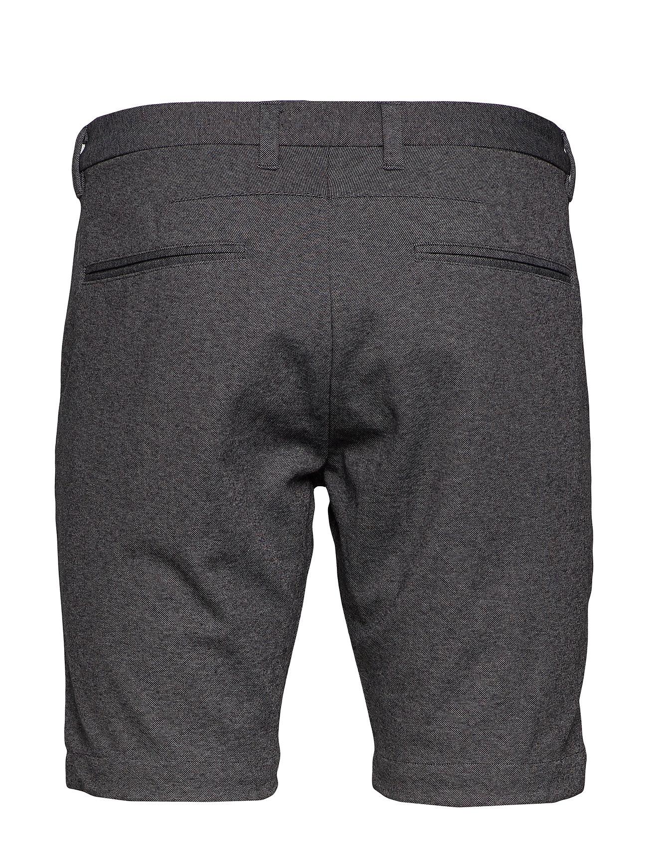 Gabba - Jason Chino Jersey Shorts - casual shorts - lt grey mel - 1