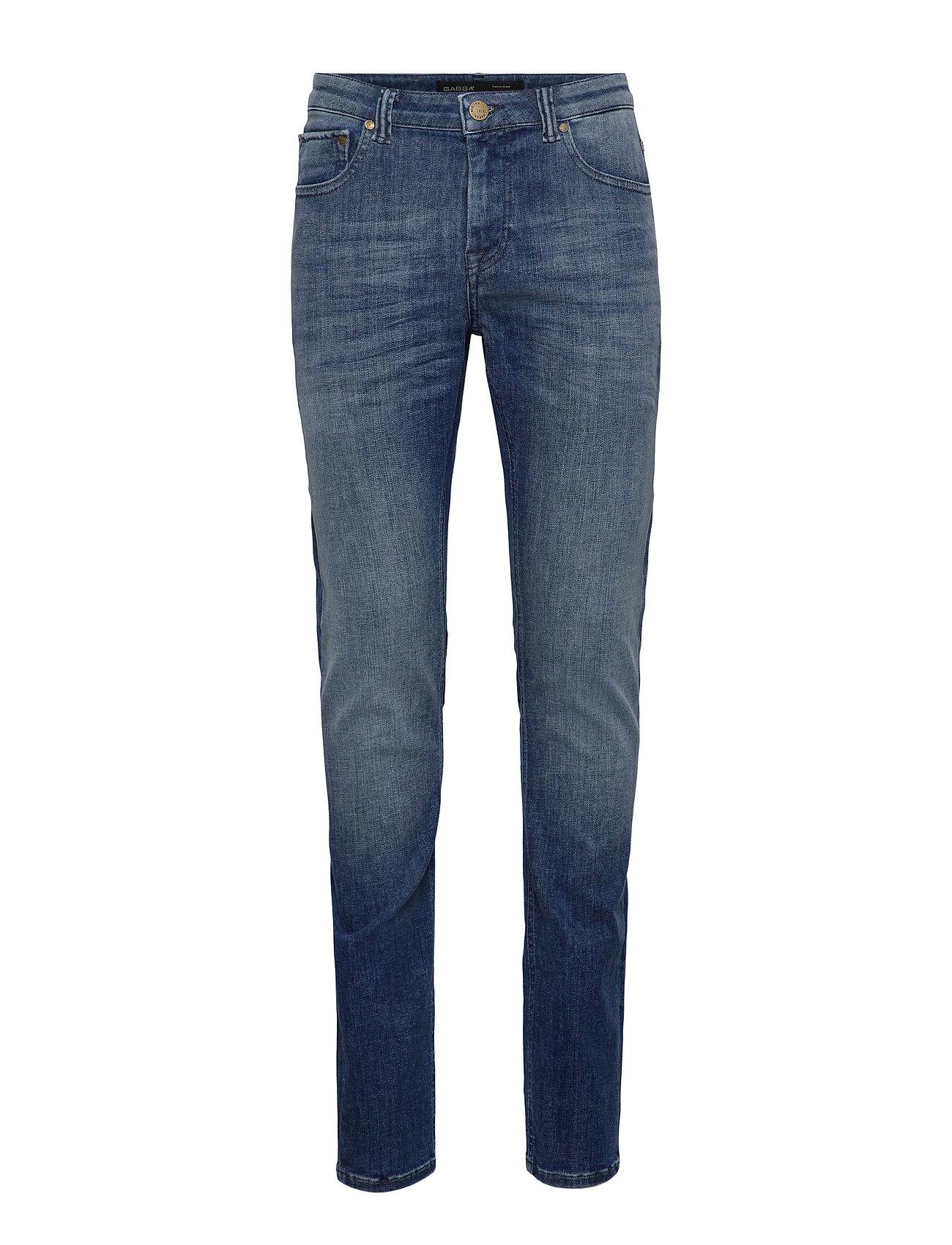 Image of J S K3412 Jeans Slim Jeans Blå Gabba (3484278351)