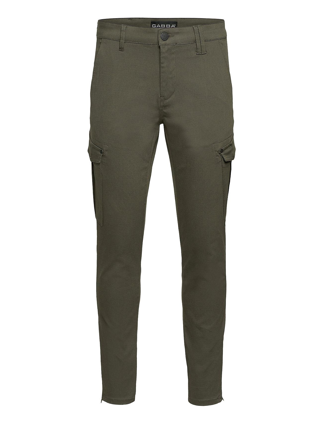 Image of Pisa Cargo K3280 Dale Pant Trousers Cargo Pants Grøn Gabba (3494837949)