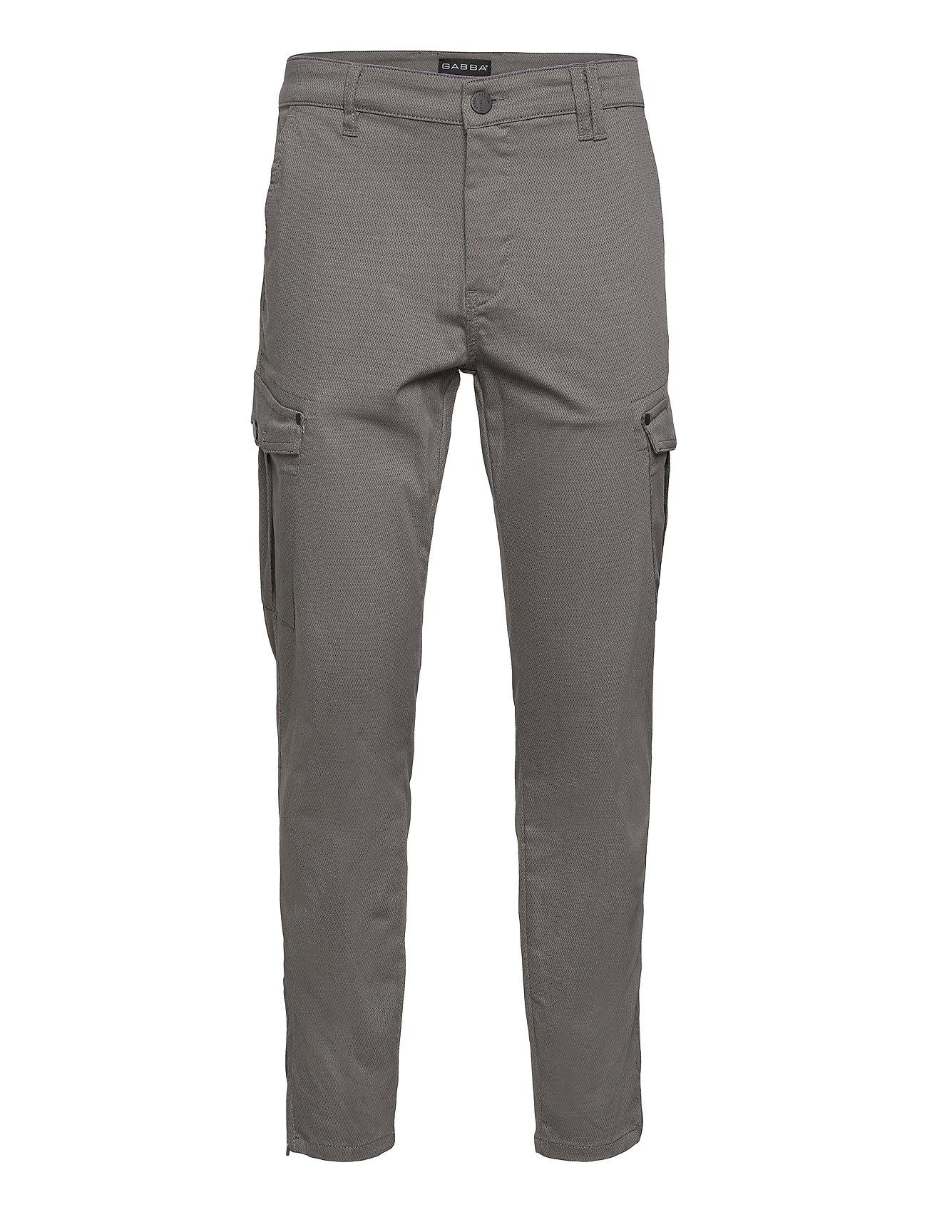 Image of Pisa Cargo K3280 Dale Pant Trousers Cargo Pants Grå Gabba (3494837951)