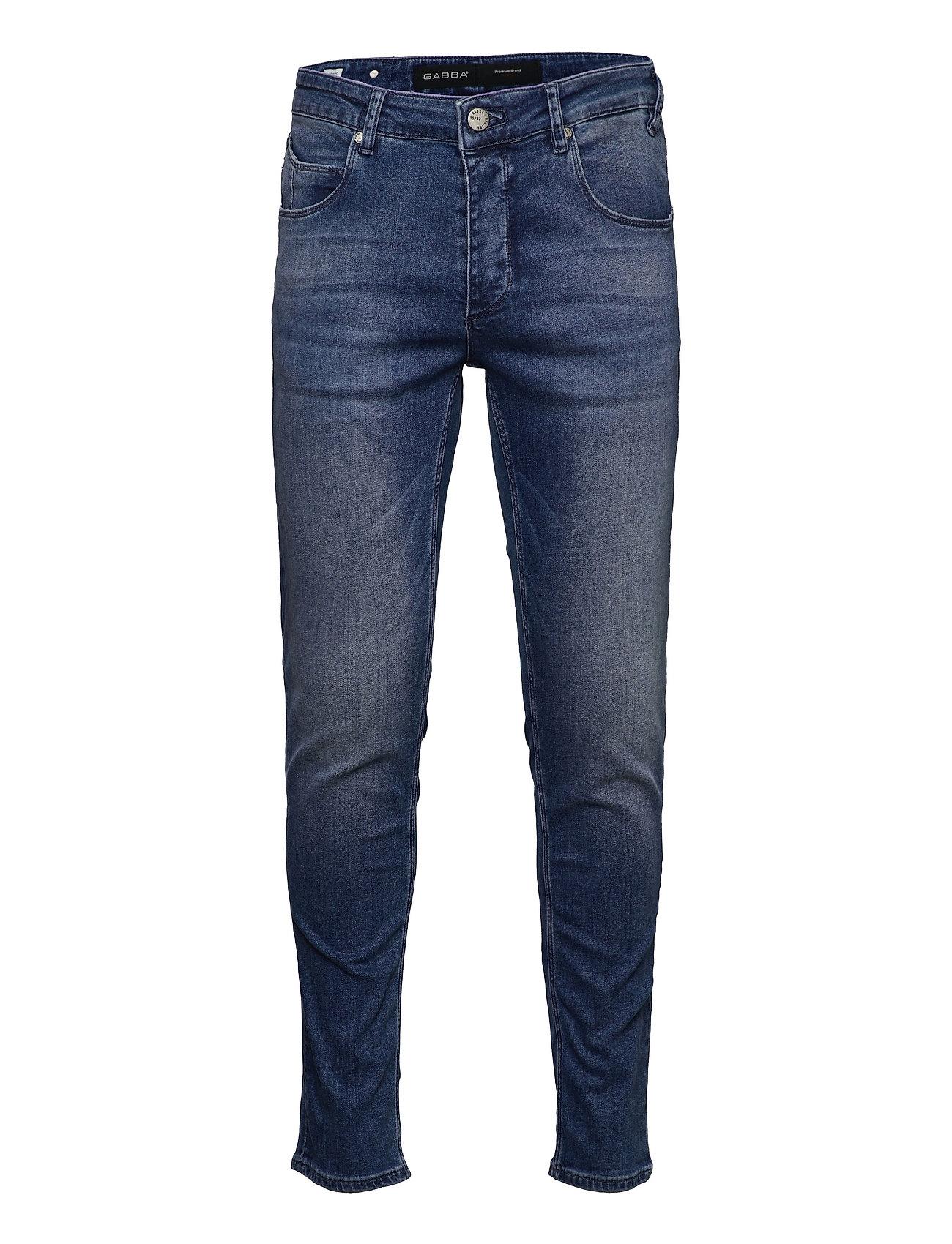Image of Rey K3866 Jeans Slim Jeans Blå Gabba (3561167283)