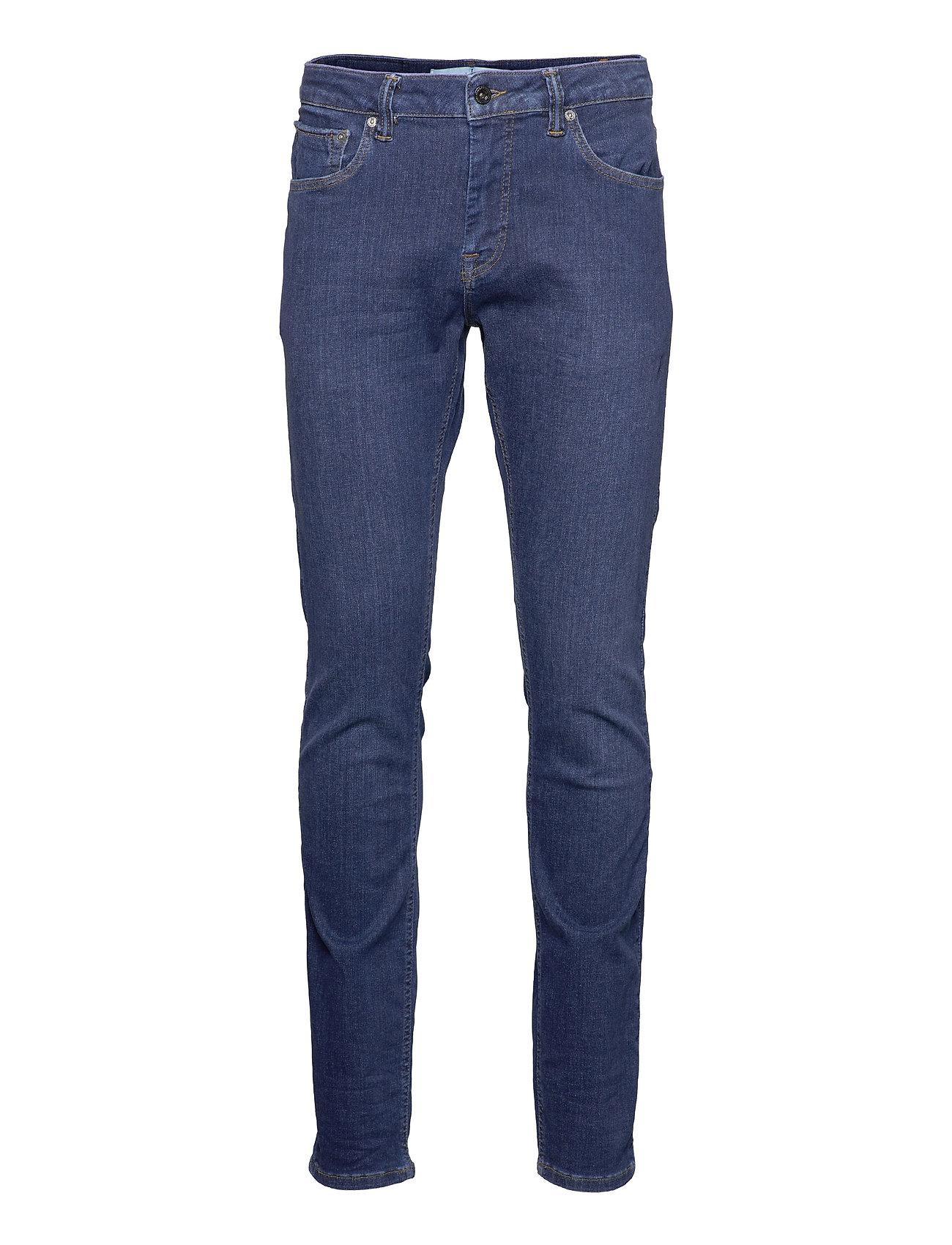 Image of J S K4083 Jeans Slim Jeans Blå Gabba (3559506831)
