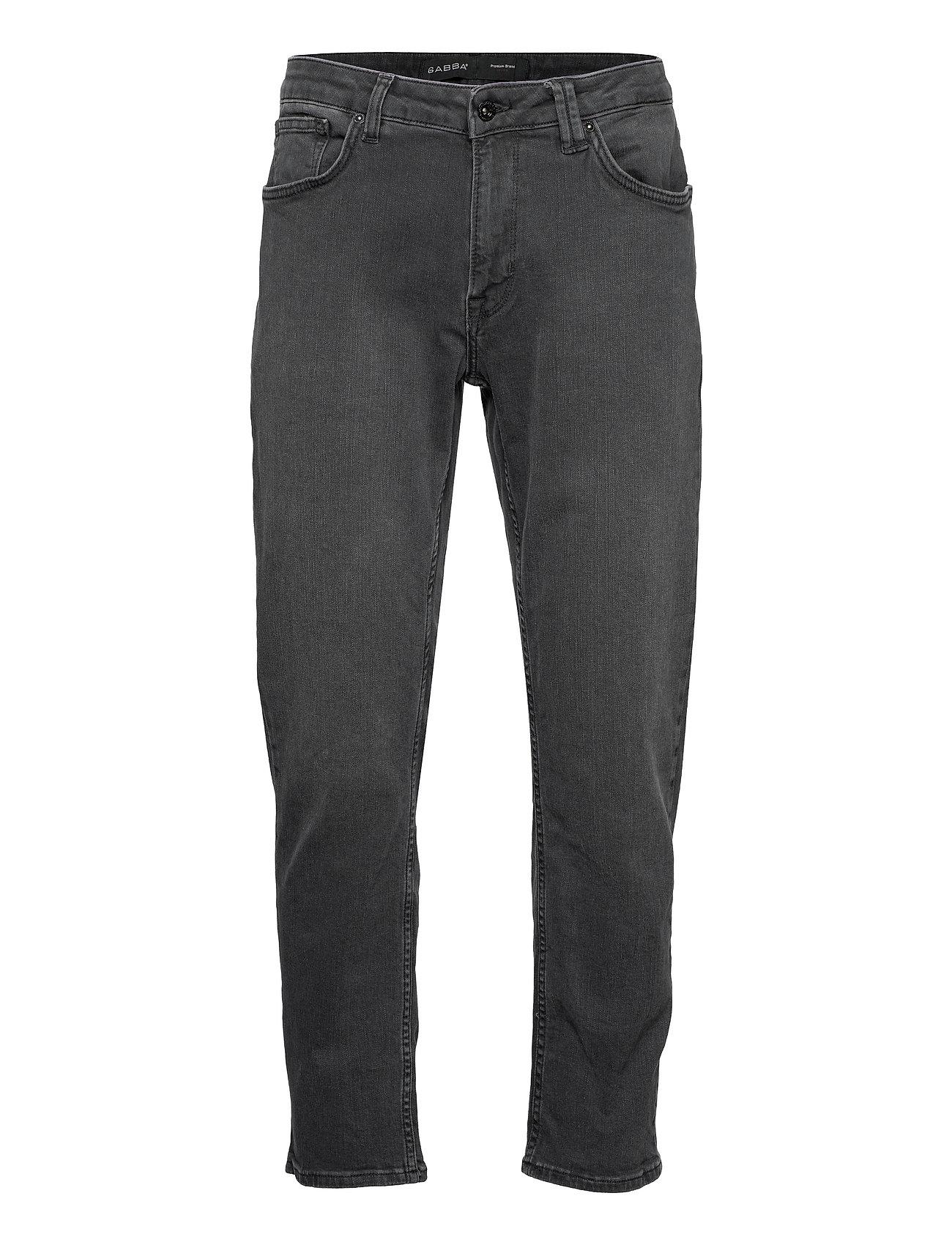 Image of Math K4196 Jeans Jeans Loose Grå Gabba (3559628365)