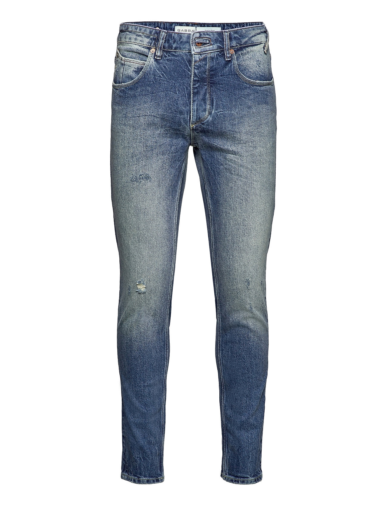 Image of Rey K3830 Jeans Slim Jeans Blå Gabba (3552280391)