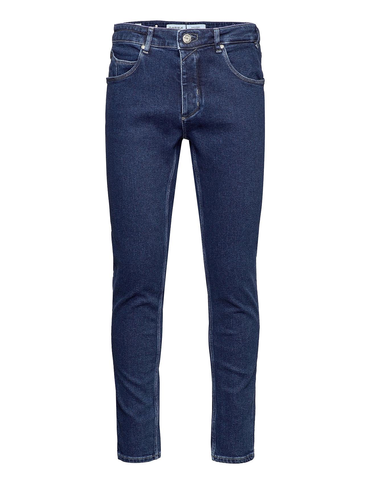 Image of Rey K3868 Jeans Slim Jeans Blå Gabba (3551194893)