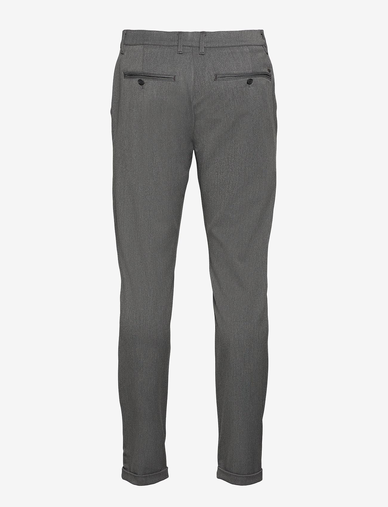 Gabba - Rome Pants KD3962 - suitbukser - grey mel - 1