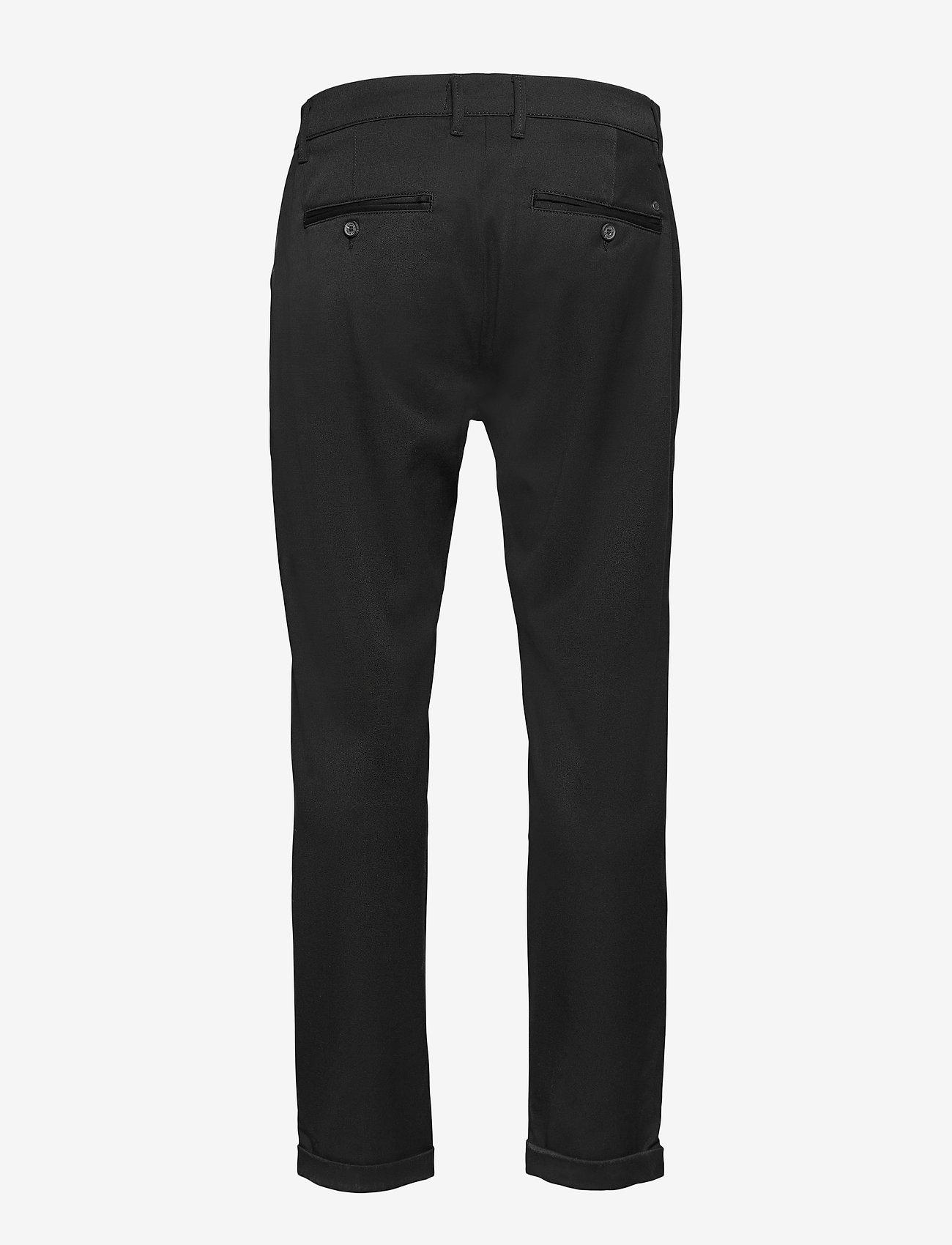 Gabba - Rome Pants KD3950 - suitbukser - black - 1