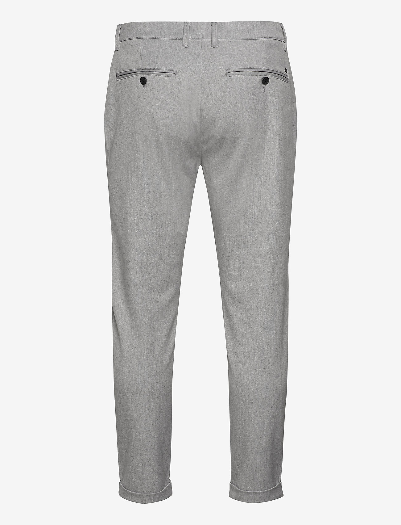 Gabba - Rome Pants KD3950 - suitbukser - lt. grey - 1