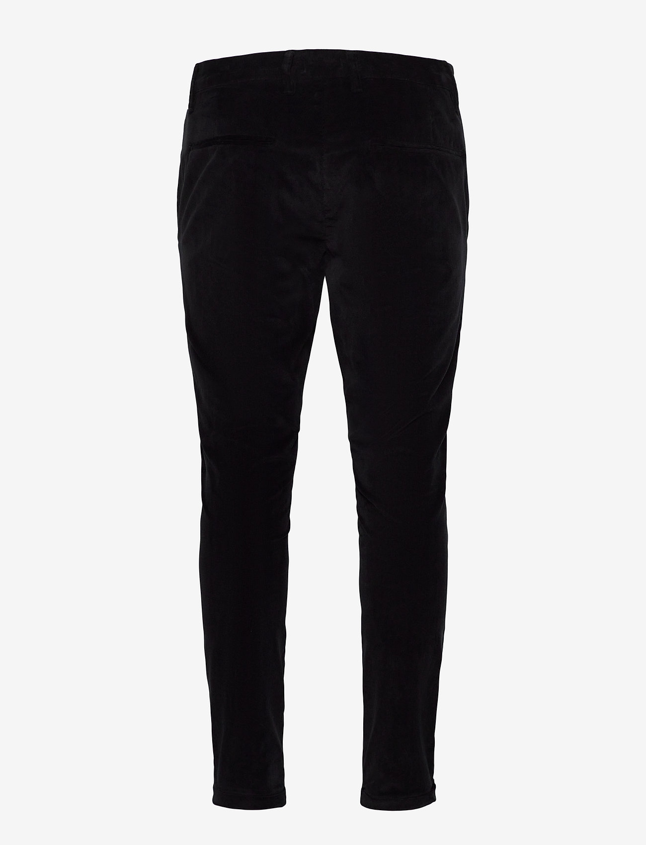 Gabba - Pisa Cord Pants - chinos - black - 1