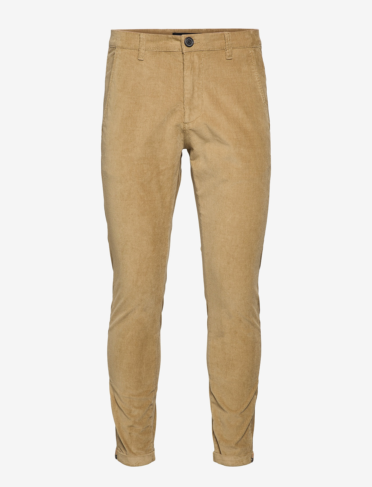 Gabba - Pisa Cord Pants - chinos - lt. sand - 0