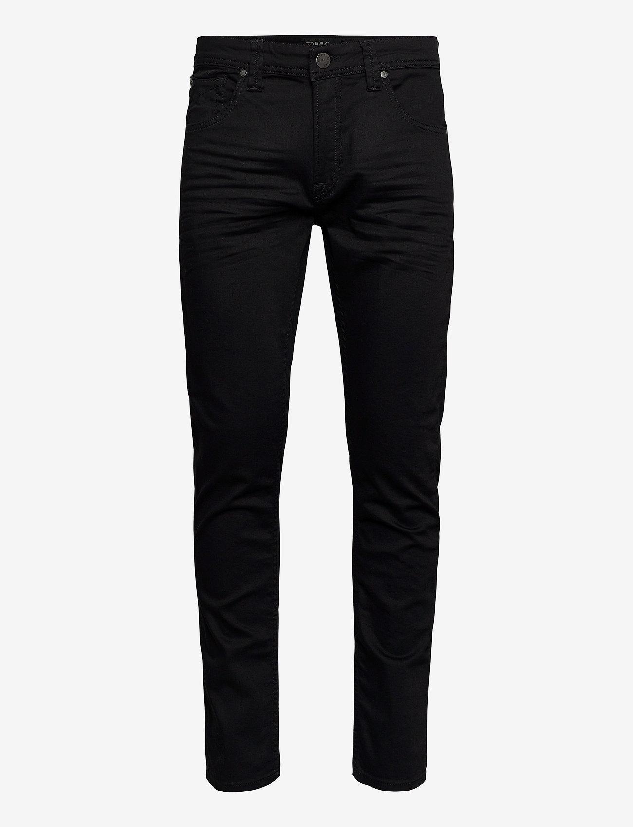 Gabba - Nico Black Night Jeans - regular jeans - rs0775 - 0